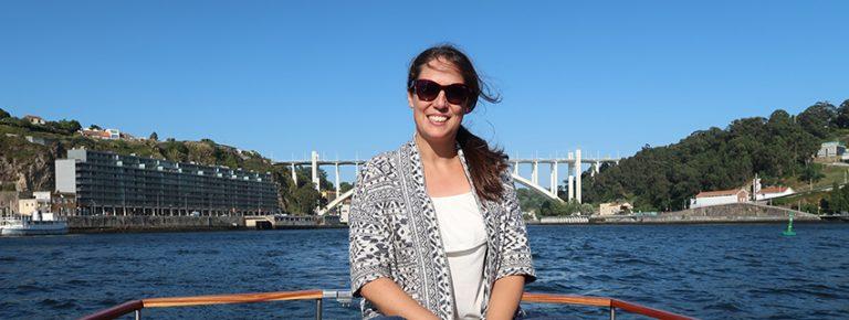 No rio Douro – Portov